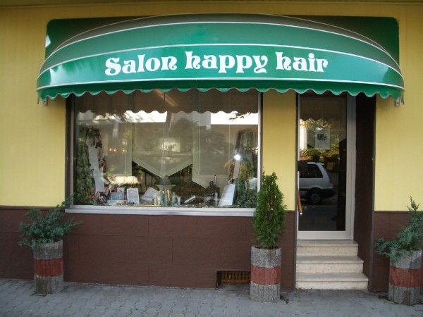 Der Salon Happy Hair Bahnstr. 132